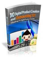 Digital Product Creation eBook with Master Resell Rights