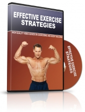 Effective Exercise Strategies Video with Resell Rights