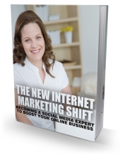 The New Internet Marketing Shift eBook with Master Resell Rights
