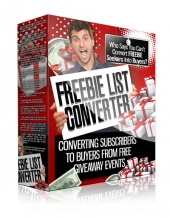 Freebie List Converter Video with Personal Use Rights