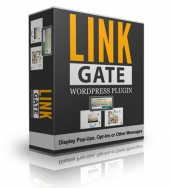 Link Gate Plugin Software with Personal Use Rights
