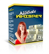 Affiliate Whisper Software Software with Master Resell Rights