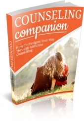Counseling Companion eBook with Master Resell Rights