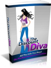 Discount Diva eBook with private label rights