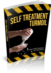Self Treatment Turmoil eBook with Master Resell Rights