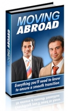 Moving Abroad eBook with Resell Rights