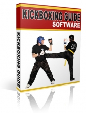 Kick Boxing Guide Software Software with Private Label Rights