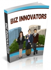 Biz Innovators eBook with Personal Use Rights