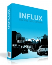 Influx Free Web Traffic Strategies eBook with Personal Use Rights
