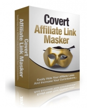 Covert Affiliate Link Masker Software with Personal Use Rights