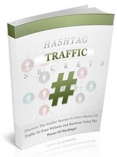 Hashtag Traffic Secrets eBook with Personal Use Rights