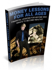 Money Lessons For All Ages eBook with Private Label Rights