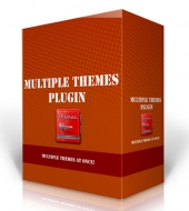 Multiple Themes Plugin Software with Private Label Rights