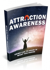 Attraction Awareness eBook with Master Resell Rights