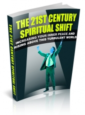 The 21st Century Spiritual Shift eBook with private label rights