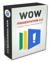 WOW Presentation 2 Graphic with private label rights