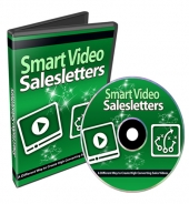 Smart Video Salesletters Video with Private Label Rights