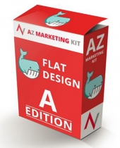 AZ Marketing Kit Graphic with Personal Use Rights