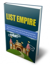 List Empire 2015 eBook with Master Resell Rights