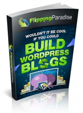 Flipping Paradise eBook with Personal Use Rights