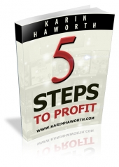 5 Steps to Profit eBook with Master Resell Rights