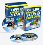 Offline Credibility Starter Kit Video with Personal Use Rights