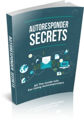 Autoresponder Secrets eBook with Master Resell Rights
