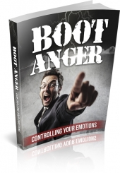 Boot Anger eBook with Master Resell Rights