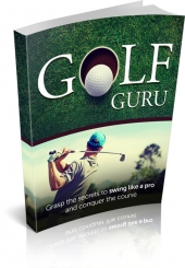 Golf Guru eBook with Master Resell Rights