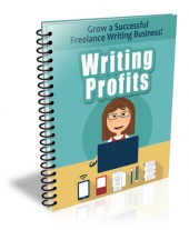 Writing Profits 2015 eBook with Private Label Rights