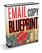 Email Copy Blueprint eBook with Personal Use Rights