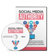 Social Media Authority Video with Master Resell Rights