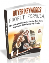 Buyer Keywords Profit Formula eBook with Private Label Rights