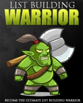 List Building Warrior eBook with Master Resell Rights