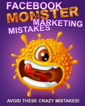 Facebook Marketing Mistakes eBook with Master Resell Rights