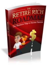 The Retire Rich Roadmap eBook with Master Resell Rights