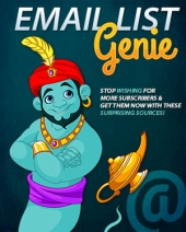 Email List Genie eBook with Master Resell Rights