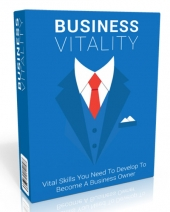Business Vitality eBook with Personal Use Rights