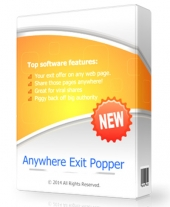 Anywhere Exit Popper Software with Personal Use Rights