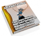 Get Paid To Shop! eBook with Master Resale Rights