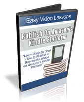 How To Publish An Ebook On Amazon Kindle Video with Master Resell Rights