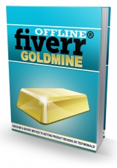 Offline Fiverr Goldmine eBook with Resell Rights