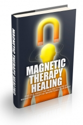 Magnetic Therapy Healing eBook with private label rights