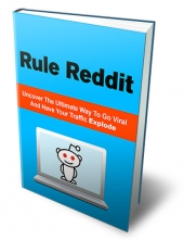 Rule Reddit eBook with private label rights
