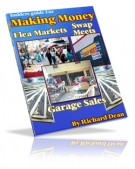 Garage Sales eBook with Master Resale Rights