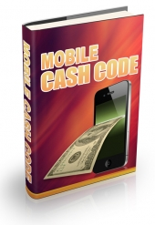 Mobile Cash Code eBook with Resell Rights