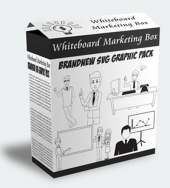 Whiteboard Marketing Box Vol.1 Graphic with Personal Use Rights