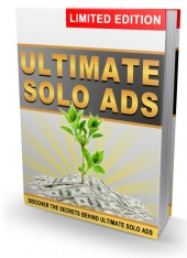 Ultimate Solo Ads eBook with Personal Use Rights