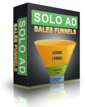 Solo Ad Sales Funnels Video with Personal Use Rights