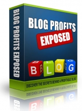 Blog Profits Exposed Video with Personal Use Rights